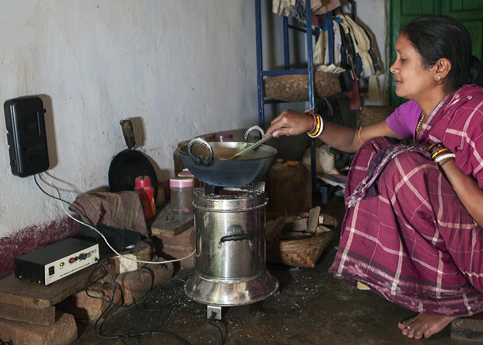 A Green Cooking Option for Village Households